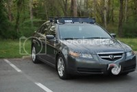 TL Roof Rack question - AcuraZine - Acura Enthusiast Community