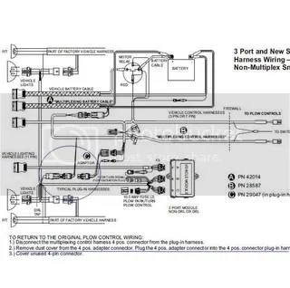 Fisher Ez V Wiring Diagram Wiring Diagrams on wiring diagram for western v plow