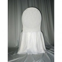 Chair Covers Rental Scarborough Baby Doll High Banquet Cover Archives Gns Party Rentals Toronto Damask Wht Bnqt