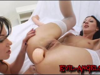 Free Extreme Lesbian Anal Stuffing You Will Not Believe Your Eyes Porn Video Slutload Mobile