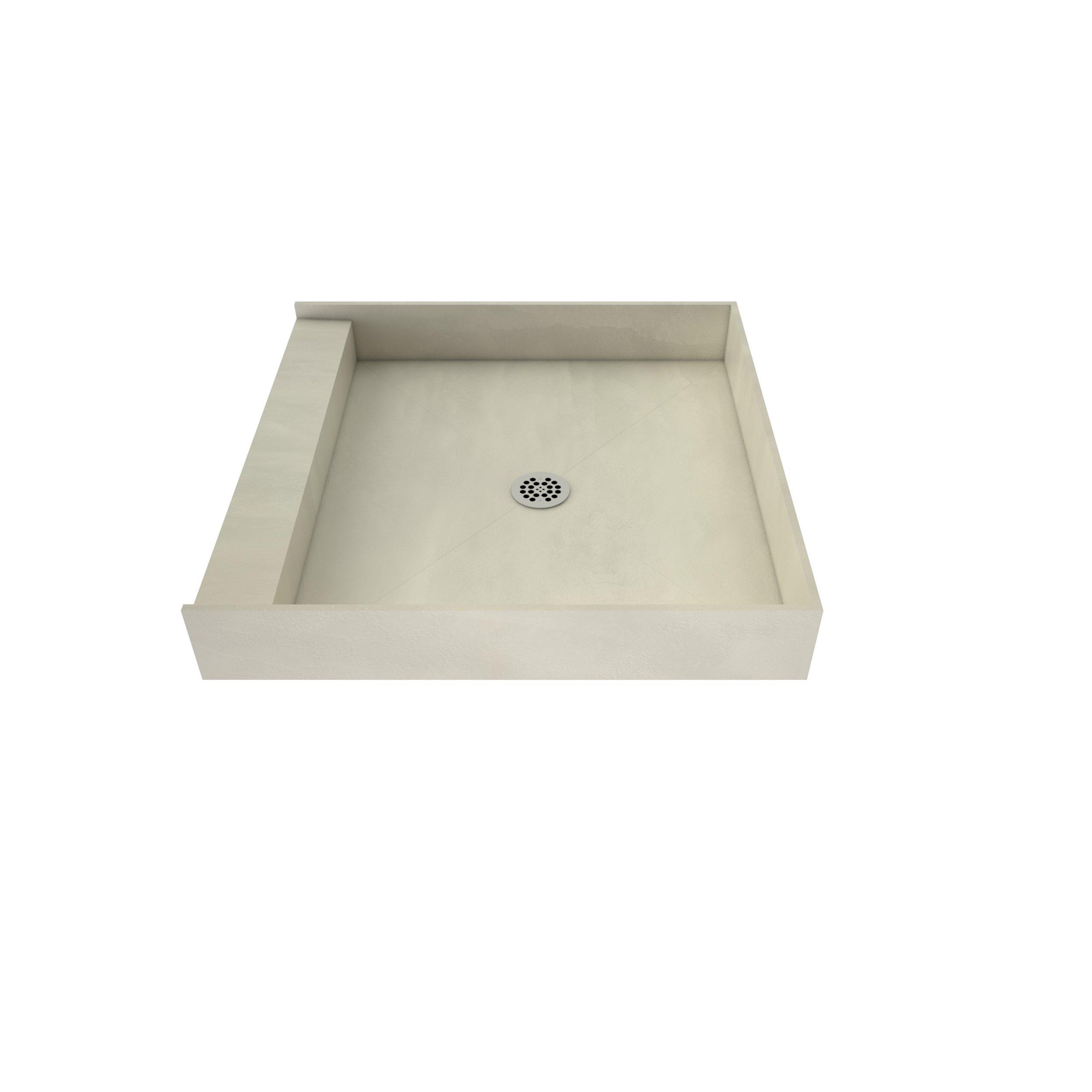 how to install a tile redi shower pan