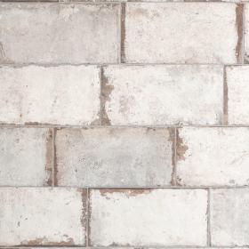 brick look tile floor decor