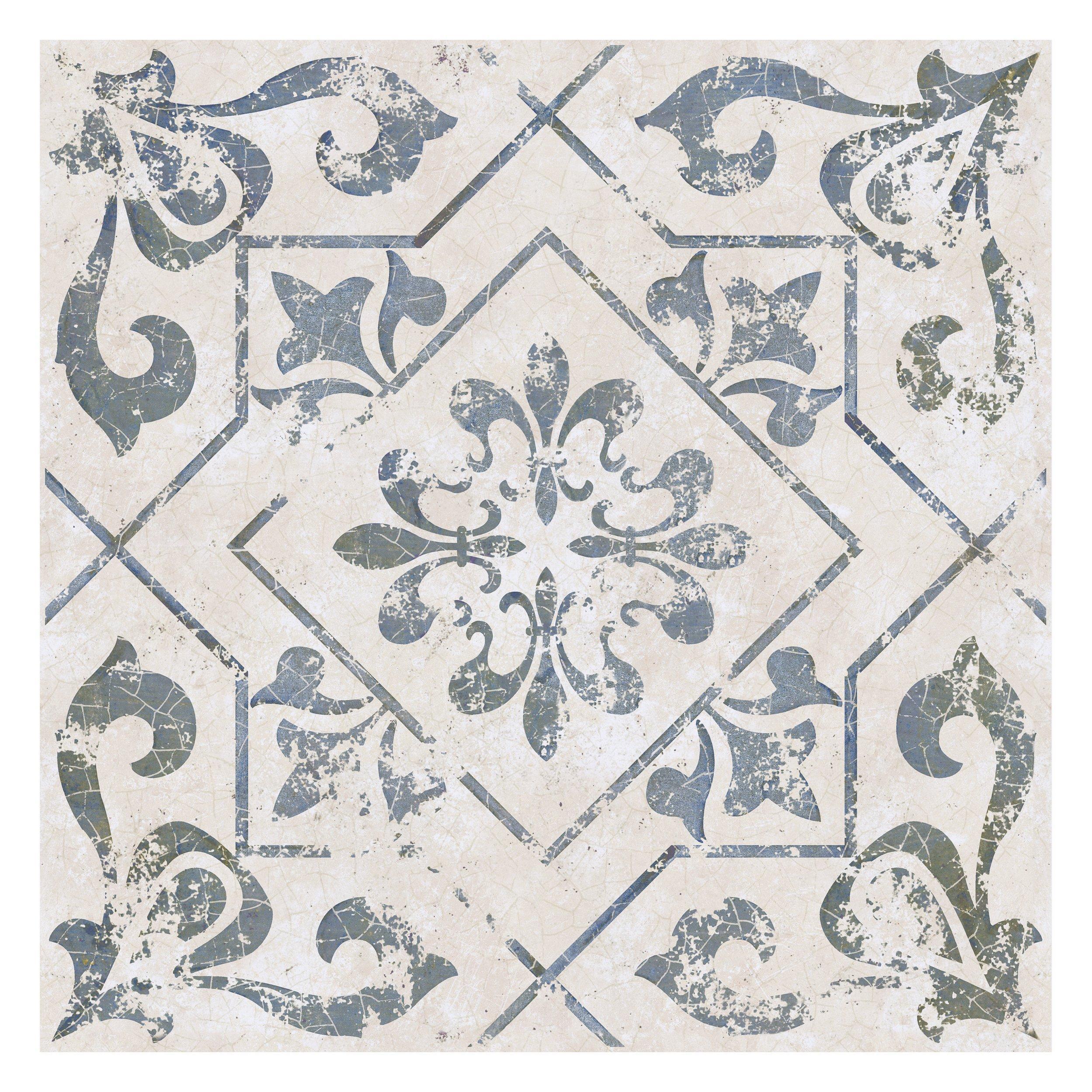 provenzia decorative mix pattern