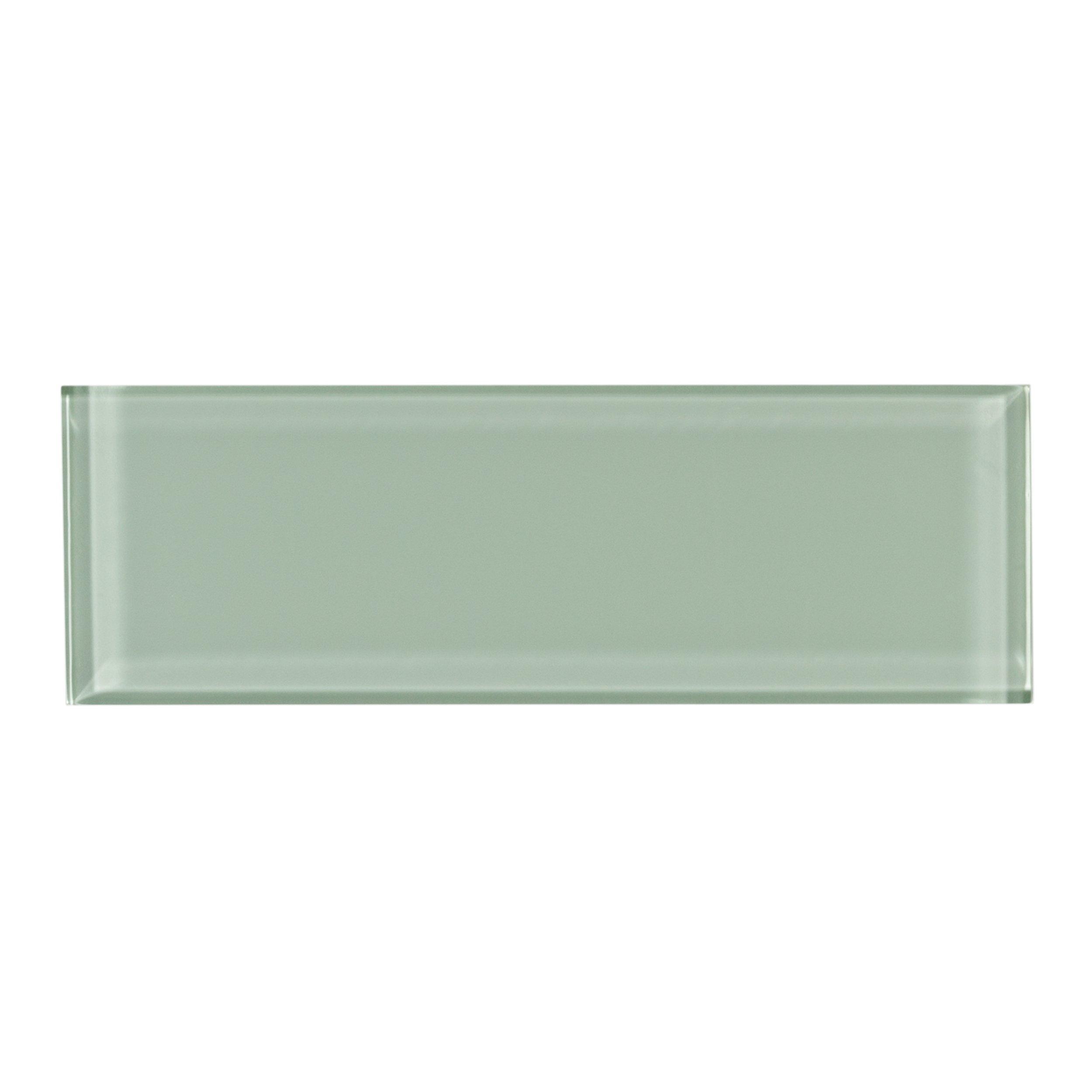 caribbean green marble tile 3 x 9
