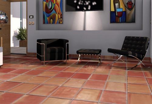 super sealed saltillo tile 12 x 12