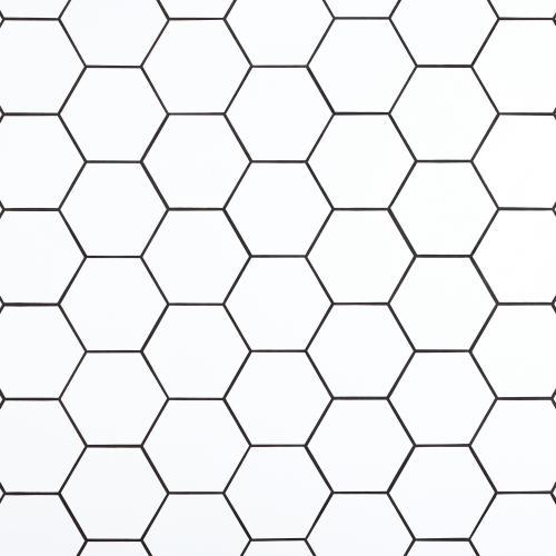 brooklyn glossy white hexagon ceramic
