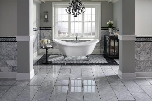 bianco carrara marble tile 6 x 12