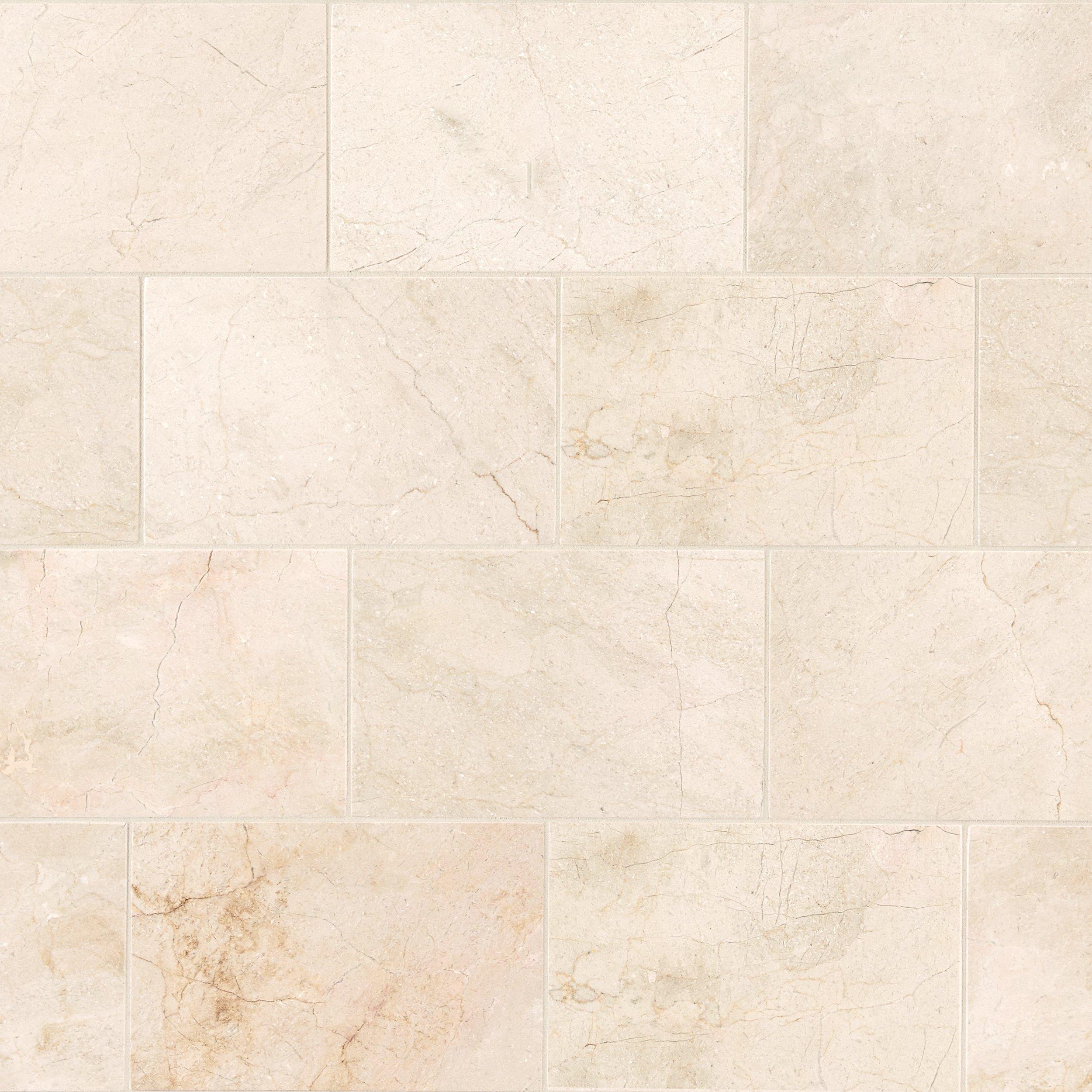 avillano crema marfil polished marble tile