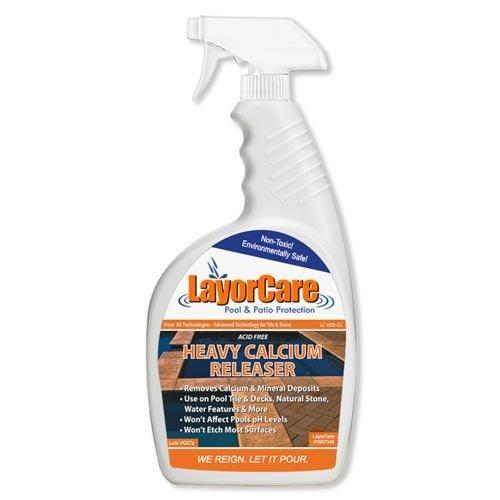 layorcare heavy calcium releaser 1 quart spray bottle