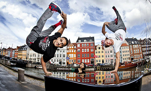 Red Bull Flying Bach is headed for Sydney