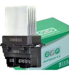 heater resistor for dodge durango charger magnum caravan nitro 04885482ac on onbuy [ 990 x 990 Pixel ]
