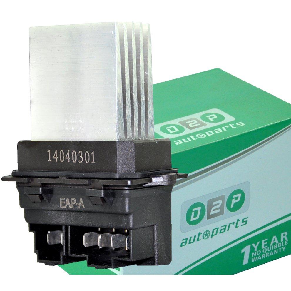 hight resolution of heater resistor for dodge durango charger magnum caravan nitro 04885482ac on onbuy