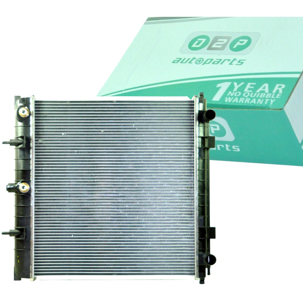 hight resolution of  radiator for range rover p38 automatic 2 5 turbo diesel bmw m51 engine pcc108470 3