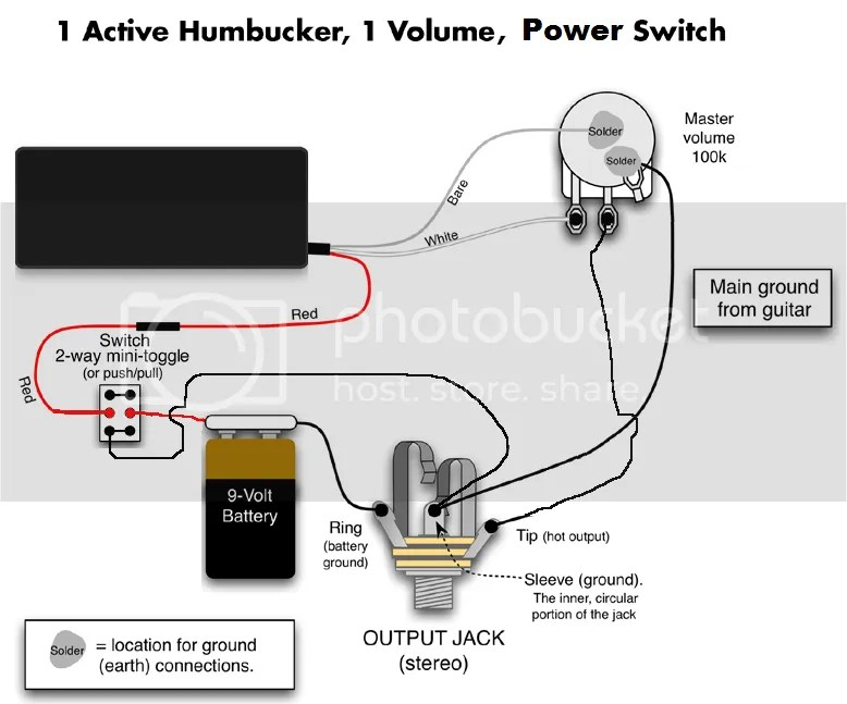 Emg 89 Pickup Wiring Diagram