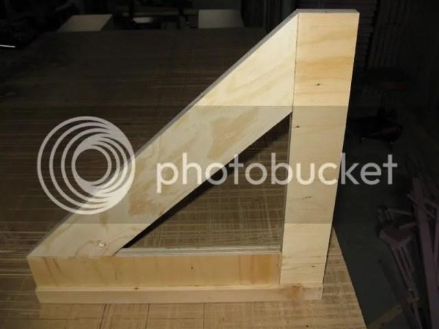Homemade Triangle