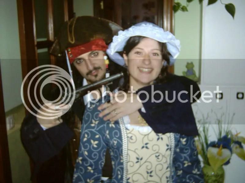 Kin Sparrow y Cris Swann