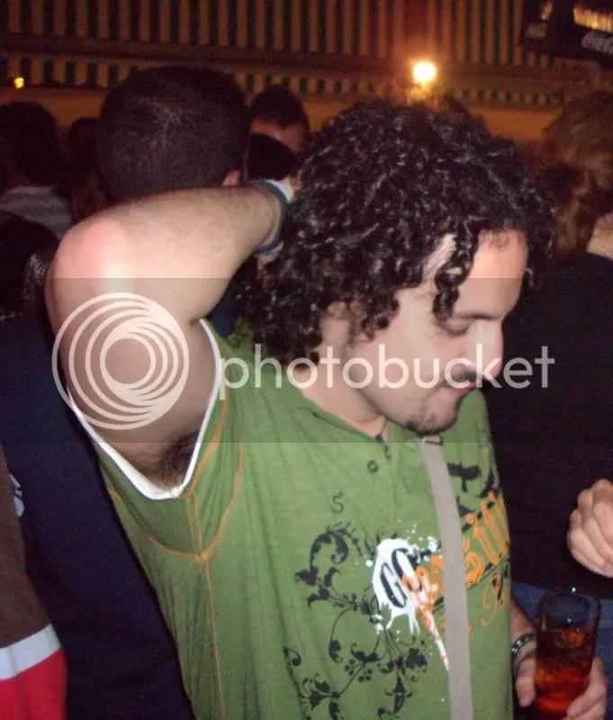 Kin El Bravido en la Feria