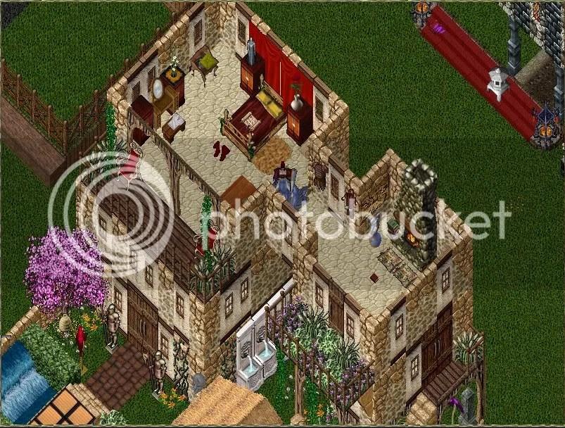 Ultima Online Custom House Design – House Design Ideas