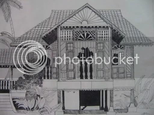 Traditional Kedah House