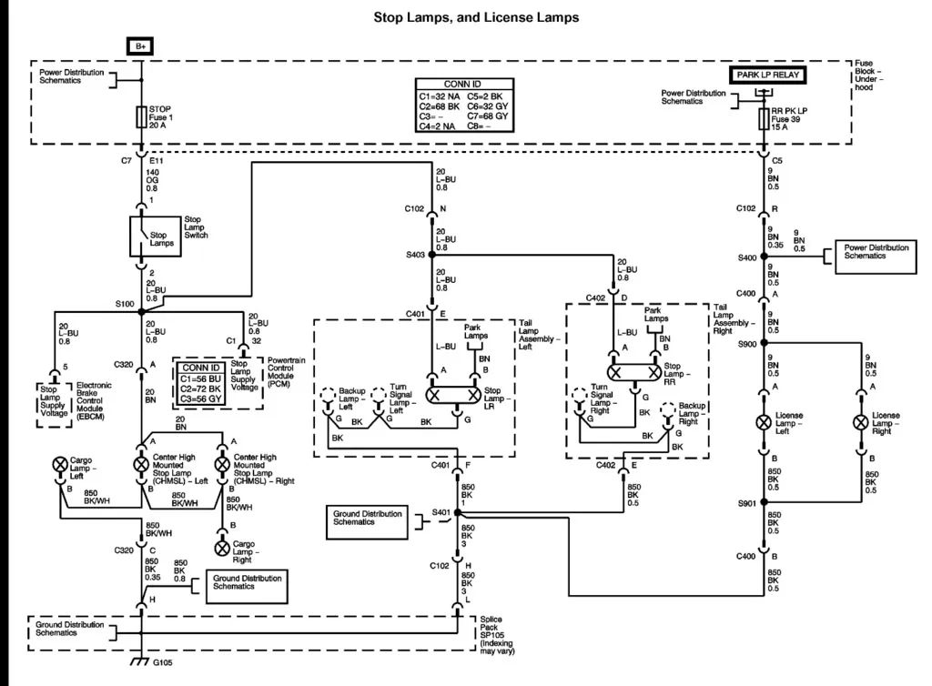 chevy colorado wiring diagrams