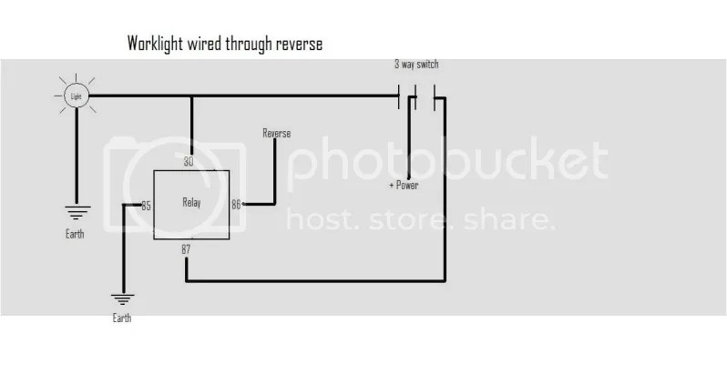 wiring diagram 4 spotlights 7 pin trailer plug toyota guide: to switch - page 2