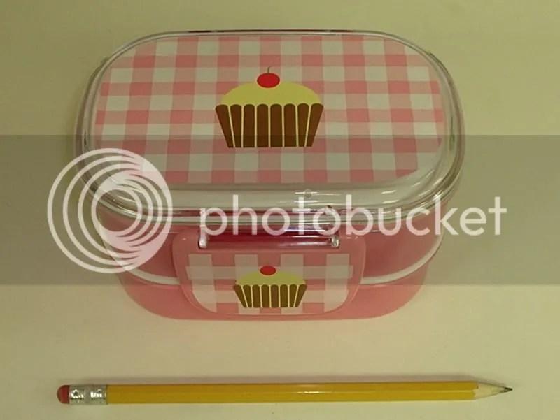 cupcake bento box