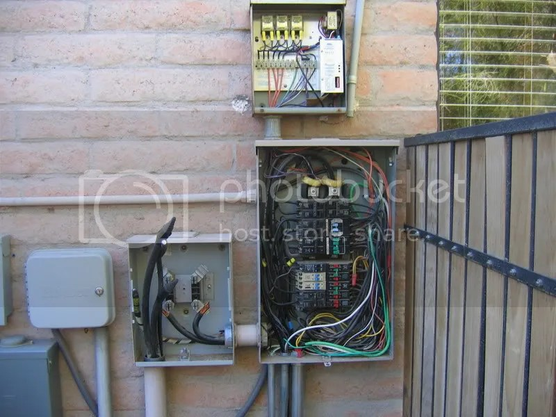 Breaker Too Large For Ac Internachi Inspection Forum