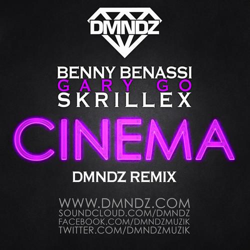 Benny Benassi Ft Gary Go & Skrillex  Cinema (dmndz Trap