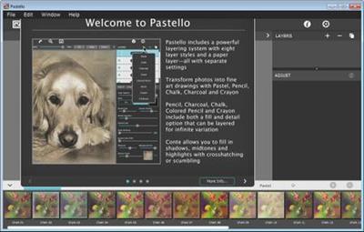 JixiPix Pastello.1.0.1 (x86/x64) Portable