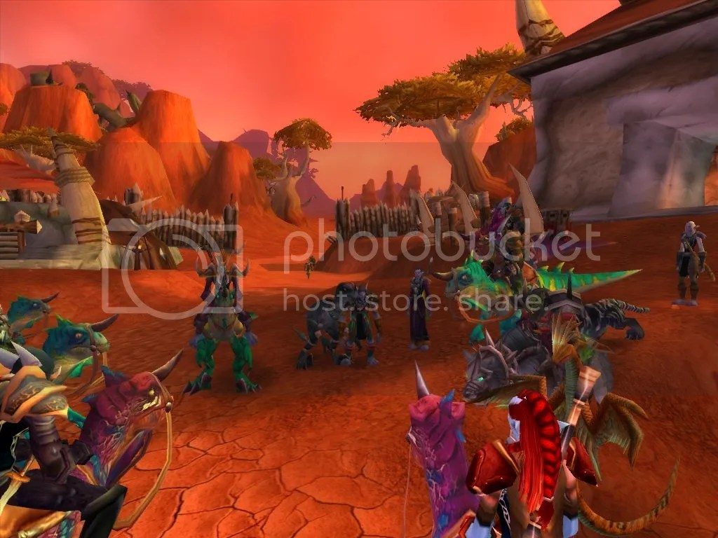 Screenie from a RP event back in 2005 or 2006