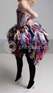 Beckerman Knitted Dress