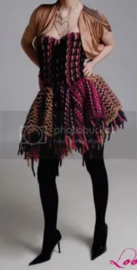 Beckerman Knitted Dress