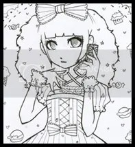 Lolita Coloring Book! ♥: egl