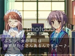 Mikuru and Yuki