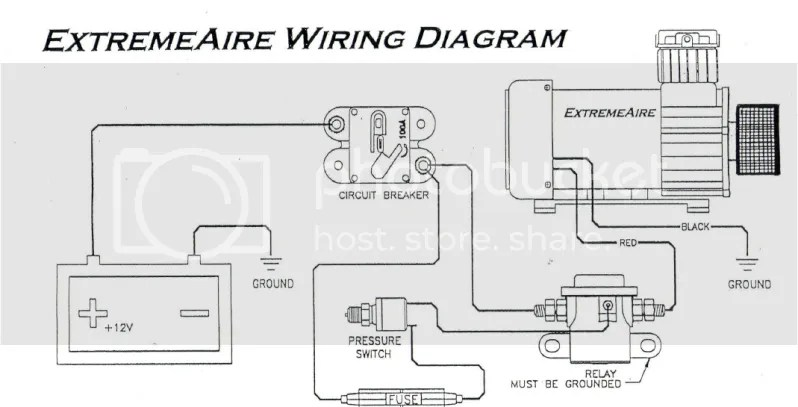 Lefoo Pressure Switch Wiring Diagram : Campbell hausfeld air compressor pressure switch wiring
