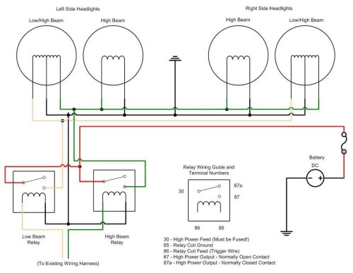small resolution of 1970 chevelle headlight upgrade chevelle techheadlight wiring upgrade diagram 19