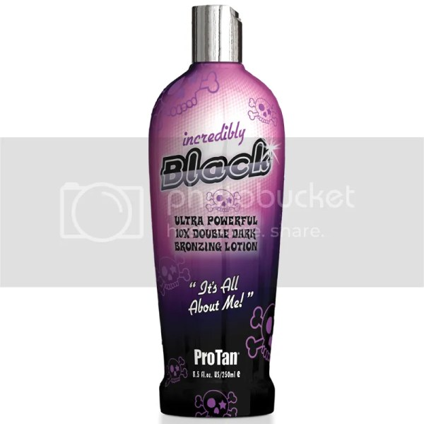 Pro Tan Protan Incredibly Black Sunbed Tanning Cream