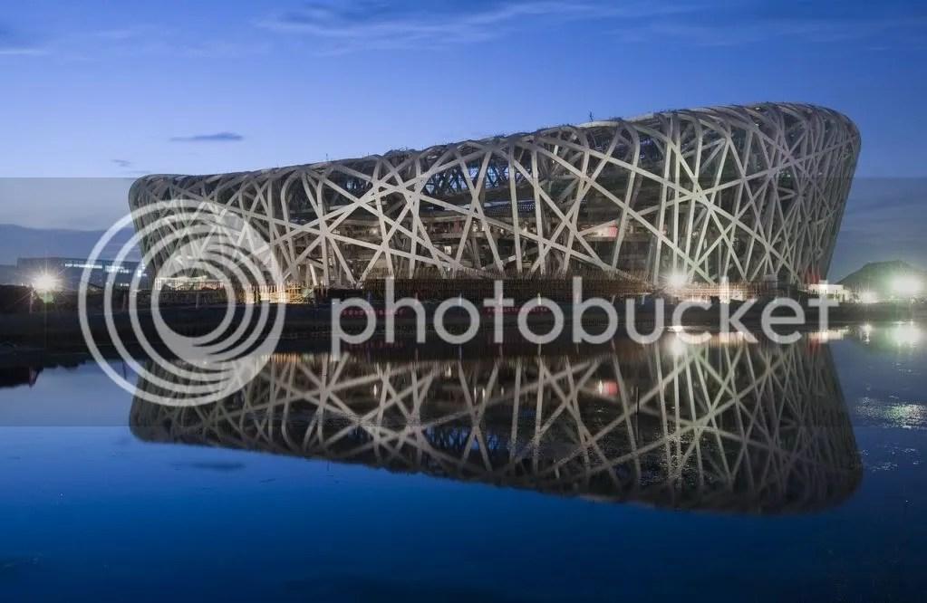 Resultado de imagen de principales obras de norman foster estadios olimpicos