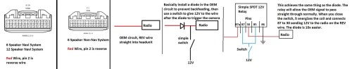 small resolution of  backup camera wiring diagram wiring of ford f150 report this image