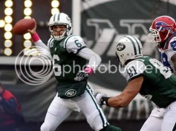 jets vs bills mark sanchez Pictures, Images and Photos