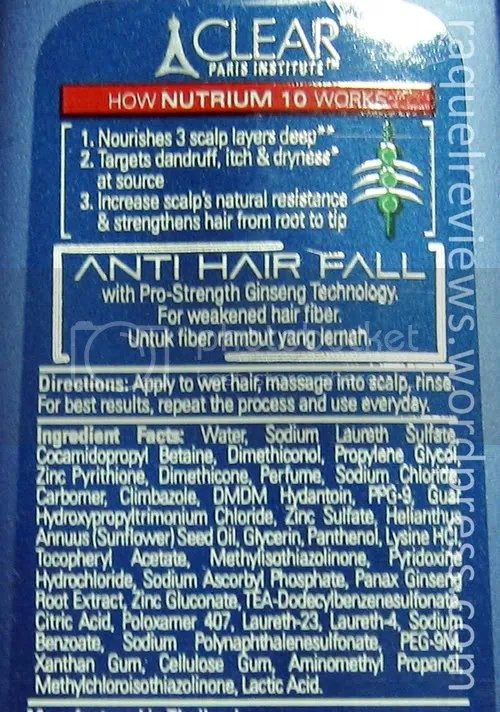 Clear Men Anti Hair-Fall