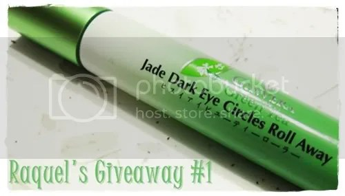 Ginvera Jade Dark Eye Circles Roll Away Giveaway