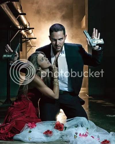cartel photo: las telenovelas y ele - cartel poseter-elcartel.jpg