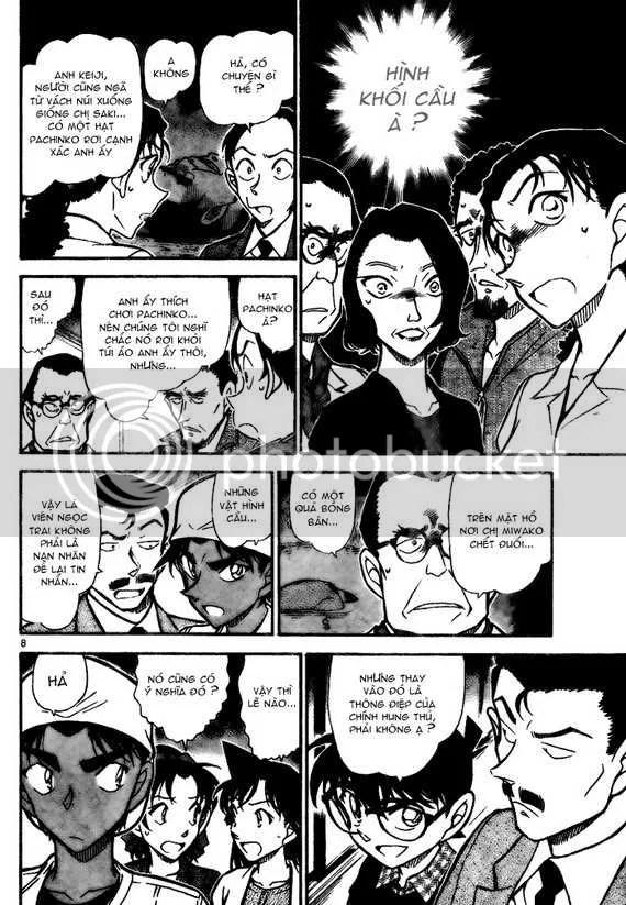 Conan  Chapter 737