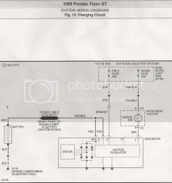 88 fiero charging circuit [ 969 x 1023 Pixel ]