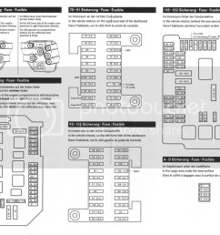 2000 clk320 fuse box wiring diagrams 2000 mercedes clk320 pictures of the inside 2000 clk320 fuse box [ 1023 x 834 Pixel ]
