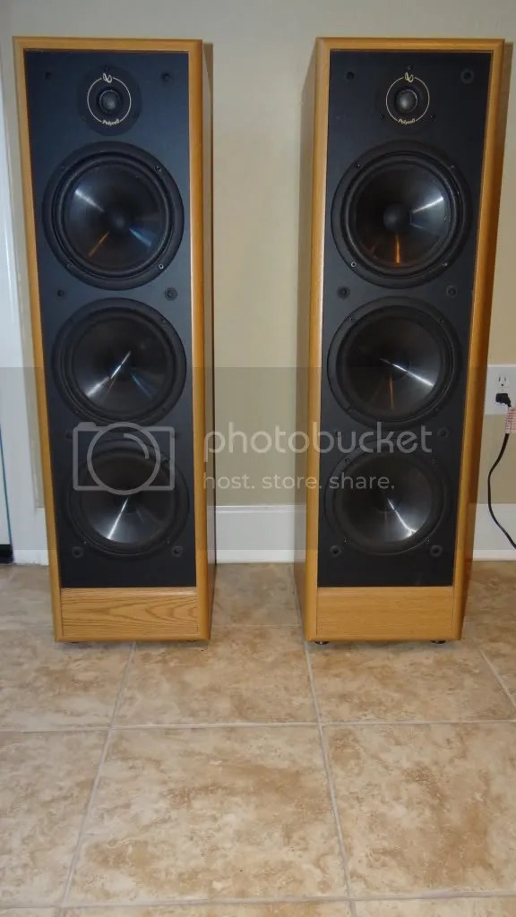 Infinity RS625 Tower Speakers