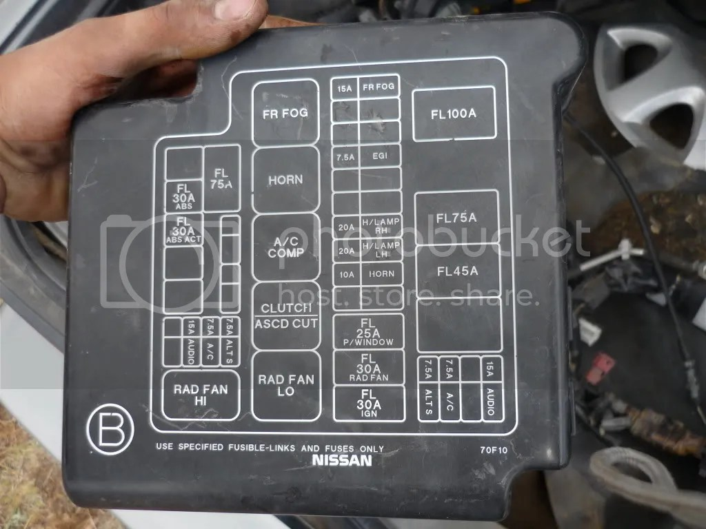 hight resolution of tucked 240sx fuse box