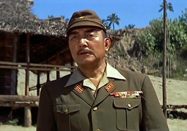 Image result for sessue hayakawa in bridge on the river kwai