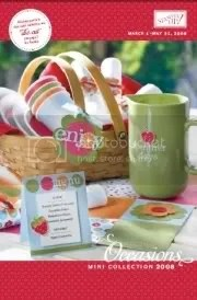 Occasions Mini Catalogue begins March 1